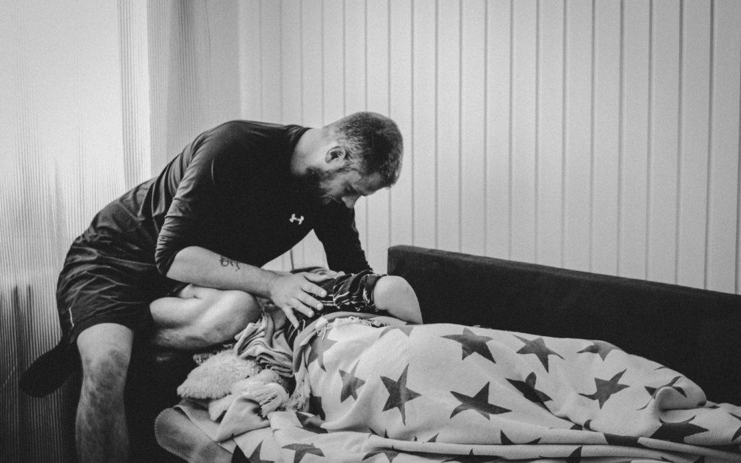 Meine erste Geburt als Geburtsfotografin